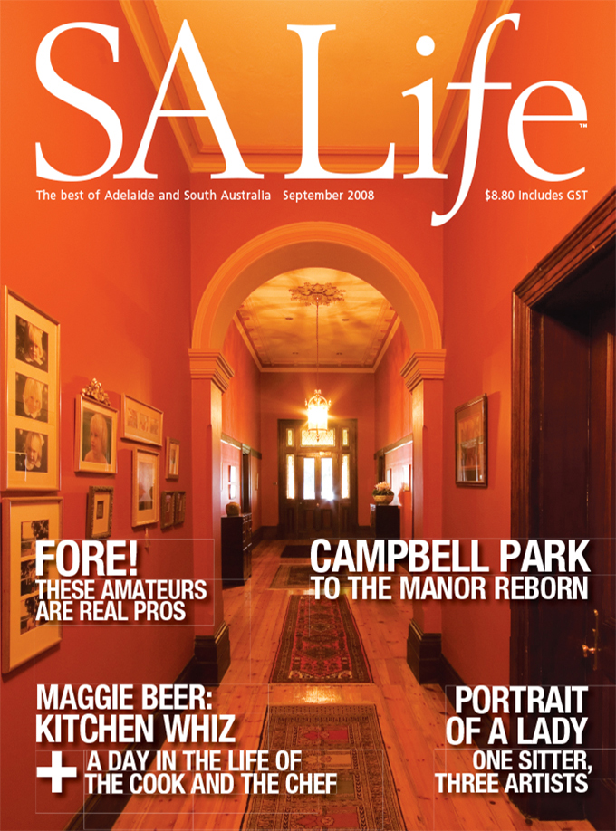 SEPTEMBER 2008 - SALife Cover.indd