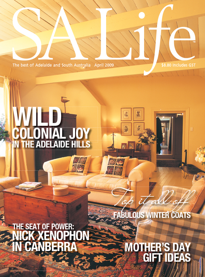 APRIL 2009 - SALife Cover.indd