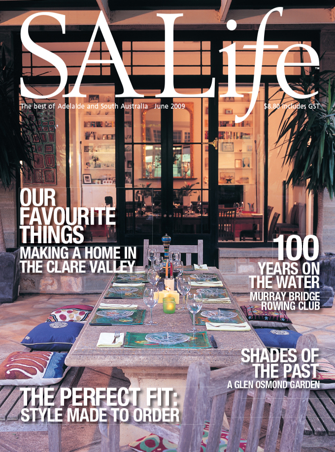 JUNE 2009 - SALife Cover.indd