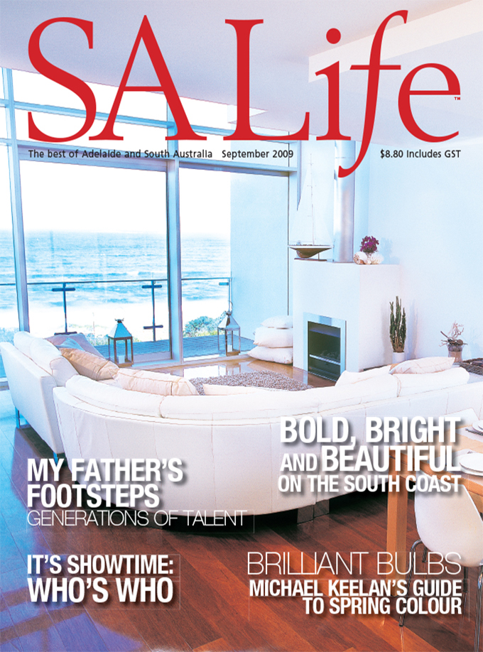 SEPTEMBER 2009 - SALife Cover.indd