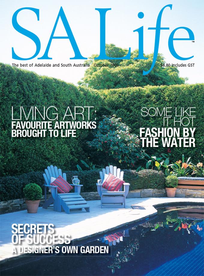 OCTOBER 2009  - SALife Cover.indd