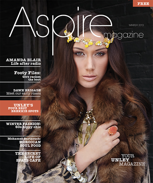 Aspire Magazine Winter 2013