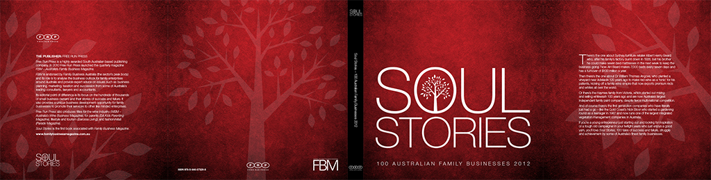 Soul Stories Cover jacket