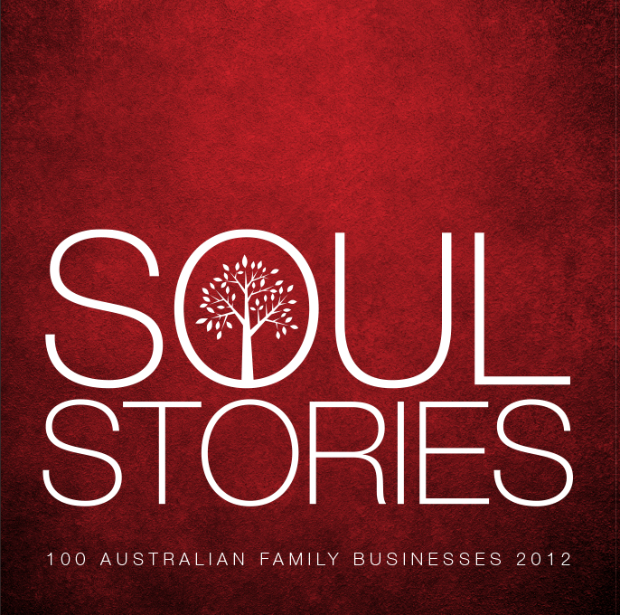 Soul Stories Front Cover